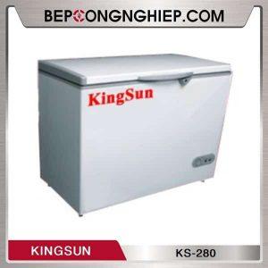 Tủ Đông Dạng Nằm KingSun KS-280