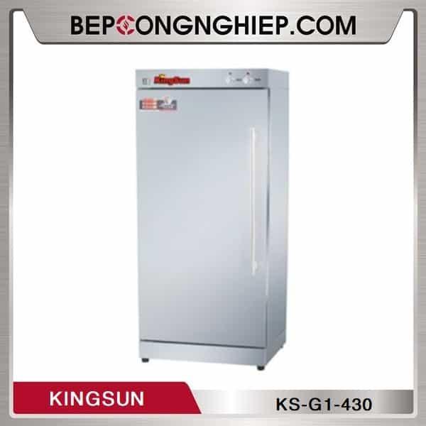 Tủ Sấy Bát 1 Cánh Inox Kingsun KS-G1-430