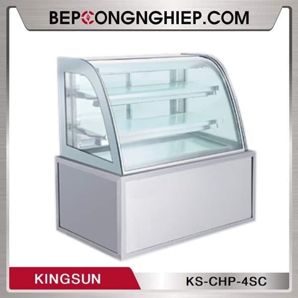 Tủ Trưng Bày Bánh KingSun KS-CHP-4SC