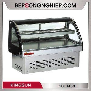 Tủ Trưng Bày Giữ Nóng KingSun KS-H430