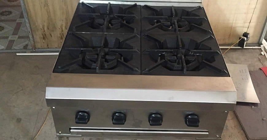 bếp âu những thiết bị bếp ăn công nghiệp không thể thiếu