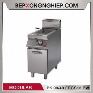 Bếp Chiên Nhúng Đơn Dùng Gas Modular