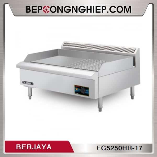 Bếp Chiên Nửa Phẳng Nửa Nhám Dùng Điện Berjaya EG5250HR-17