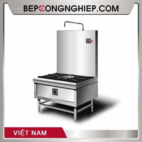 Bếp Hầm Đơn Có Thành Việt Nam