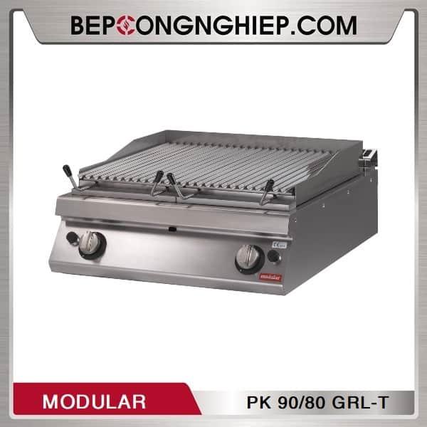 Bếp Nướng Than Đá Dùng Gas Modular PK 90/80 GRL-T