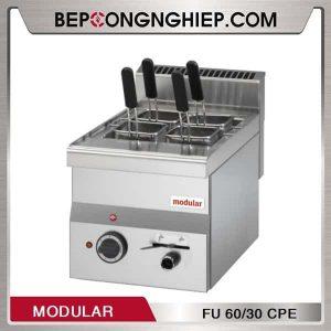 Bếp Trụng Mỳ Âm Bàn Dùng Điện Modular FU 60/30 CPE