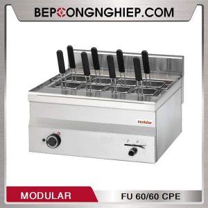 Bếp Trụng Mỳ Âm Bàn Dùng Điện Modular FU 60/60 CPE