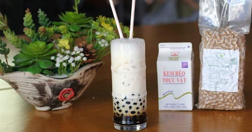 địa chỉ cung cấp chất lượng trà sữa