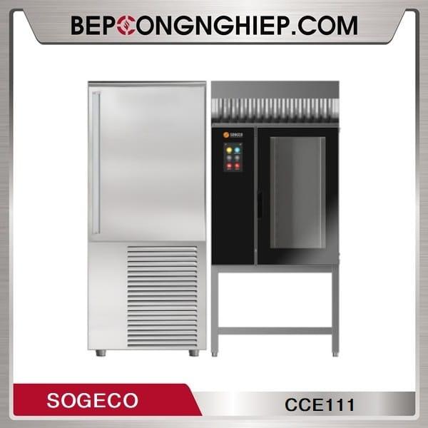 Lò Hấp Nướng Đa Năng Sogeco CCE111