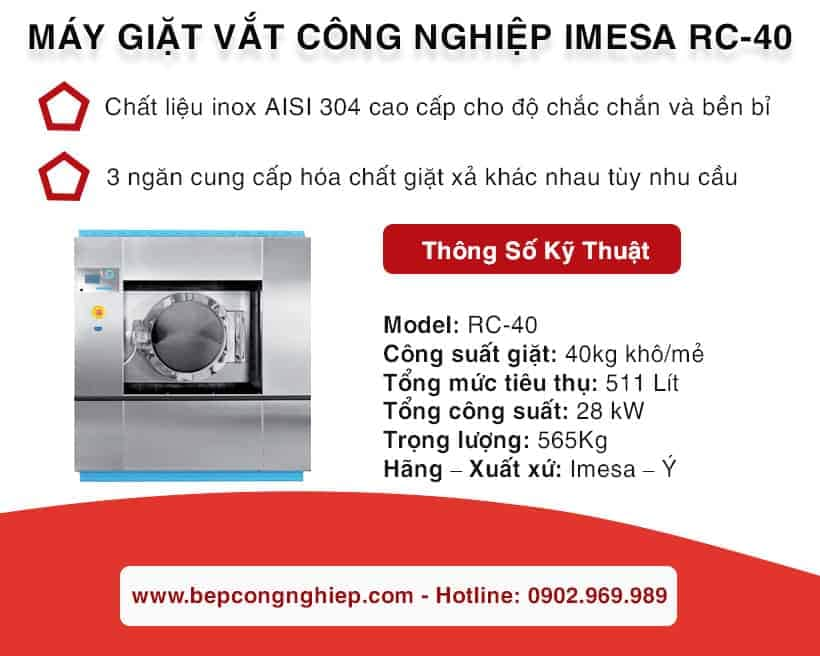 may-giat-vat-cong-nghiep-imesa-rc-40