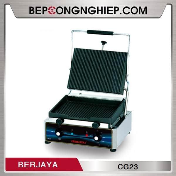 Máy Kẹp Nướng Bánh Mỳ Đơn Berjaya CG23