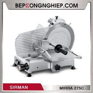 Máy Thái Thịt Lát Mỏng Sirman MIRRA 275C