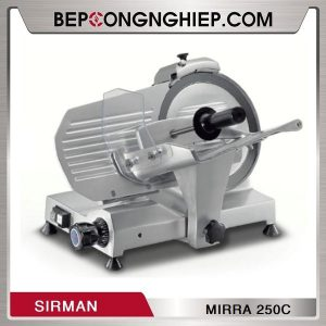 Máy Thái Thịt Sirman MIRRA 250C