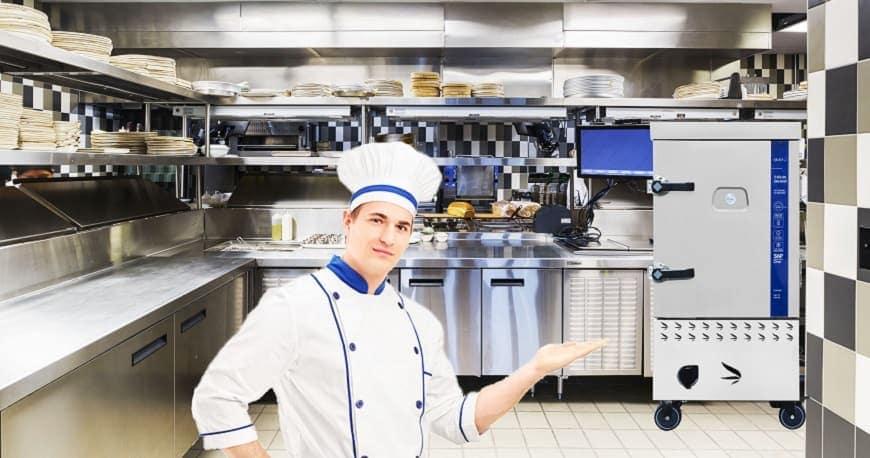 những thiết bị bếp ăn công nghiệp không thể thiếu