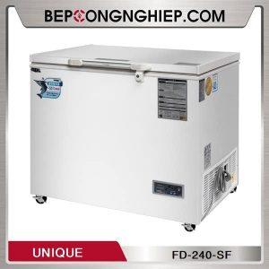 Tủ Đông Âm Sâu Unique FD-240-SF