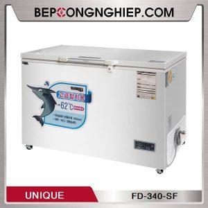 Tủ Đông Âm Sâu Unique FD-340-SF