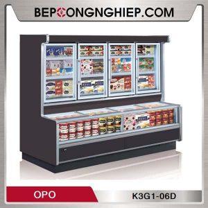 Tủ Đông Nhiều Ngăn Kết Hợp OPO K3G1-06D