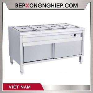 Tủ Giữ Nóng Thức Ăn 4 Ngăn Việt Nam