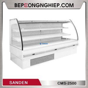Tủ Trưng Bày Siêu Thị Sanden CMS-2500