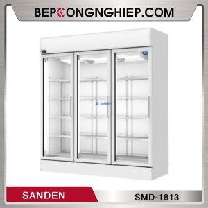Tủ Trưng Bày Siêu Thị Sanden SMD-1813