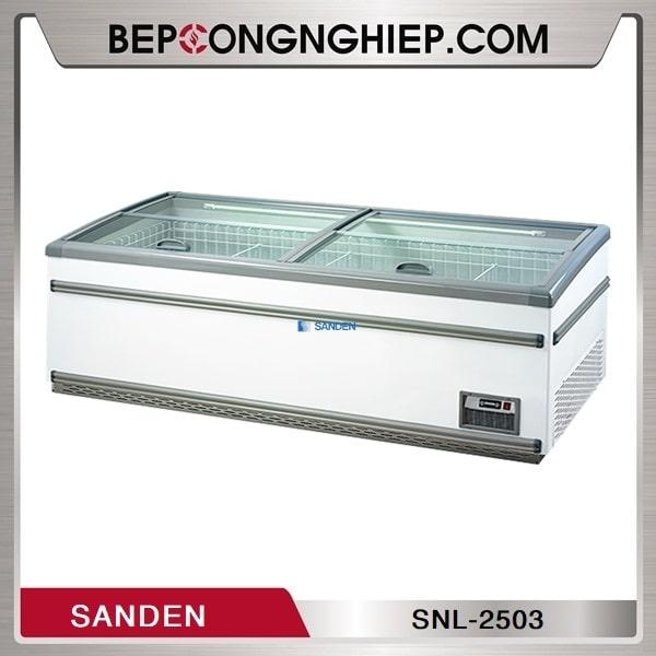 Tủ Trưng Bày Siêu Thị Sanden SNL-2503