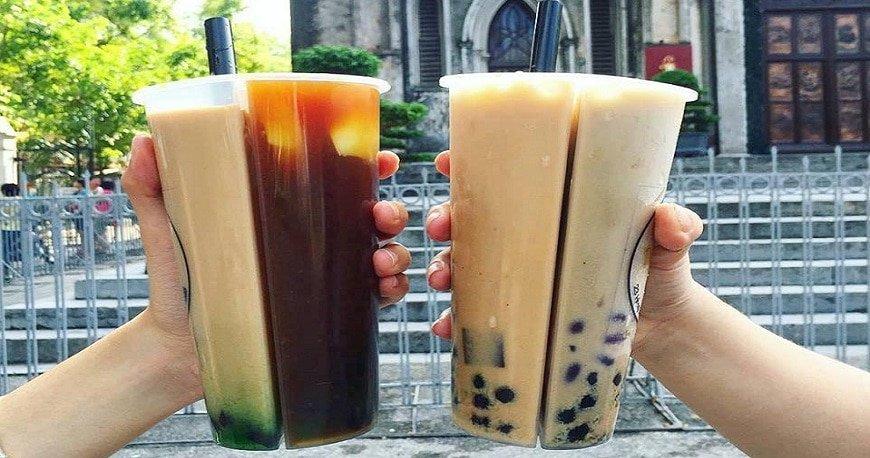 ý tưởng kinh doanh trà sữa