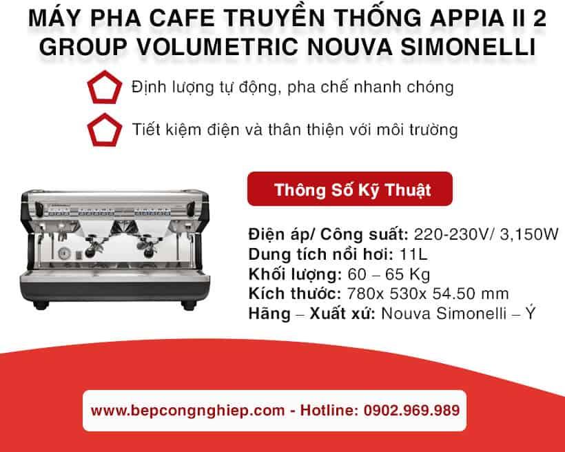 may-pha-cafe-truyen-thong-appia-ii-2-group-volumetric-nouva-simonelli-banner