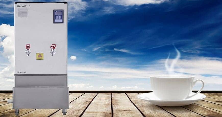 mẹo chọn máy đun nước nóng công nghiệp