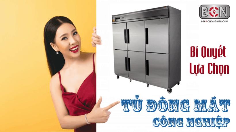 bí quyết chọn tủ đông mát công nghiệp