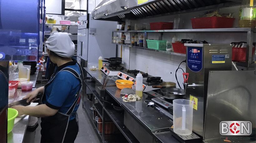 máy nấu nước nóng mini hải âu