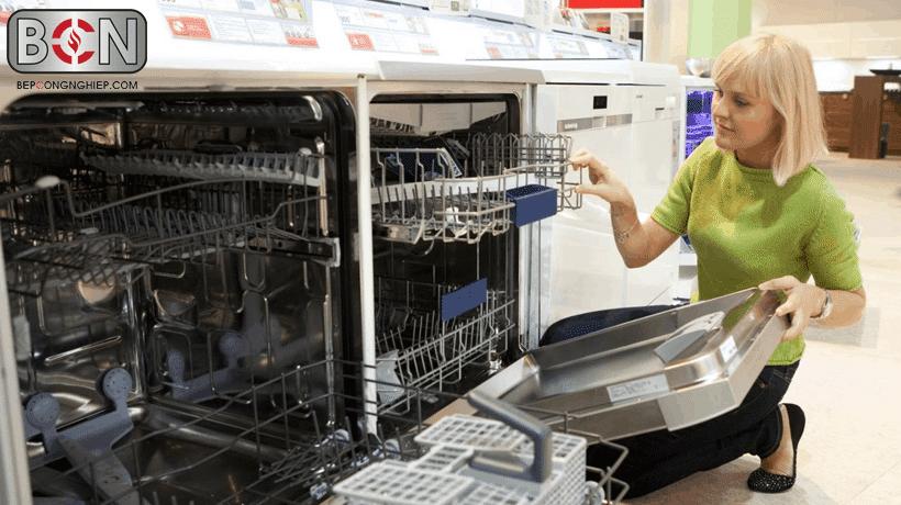 lưu ý khi mua máy rửa bát tùy thuộc nhu cầu