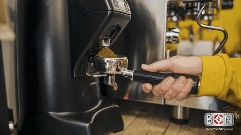 máy pha cà phê cho quán nhỏ loại 1 vòi