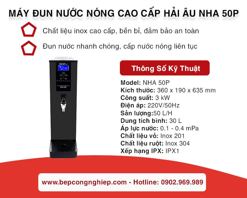 may dun nuoc nong cao cap nha 50p banner